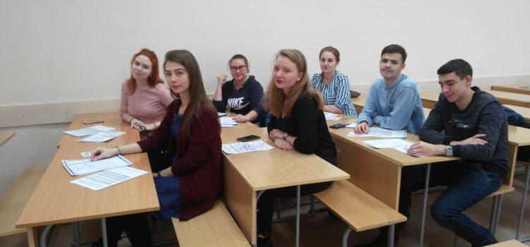 Мотивация студентов к здоровому образу жизни через привлечение к сдаче норм ГТО