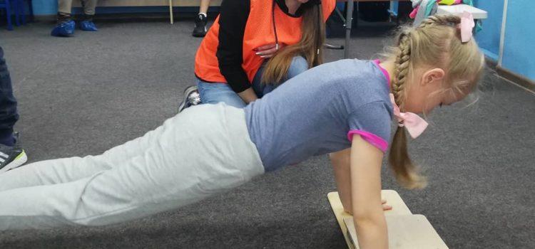 1 и 2 ступени выполнили нормативы ГТО гимнастика