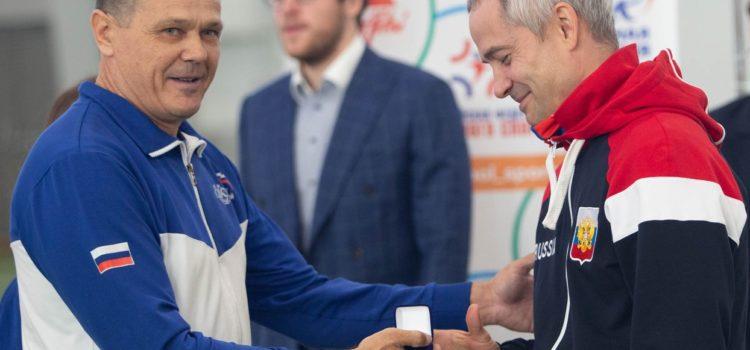 Министр спорта Алтайского края всем в пример!!!