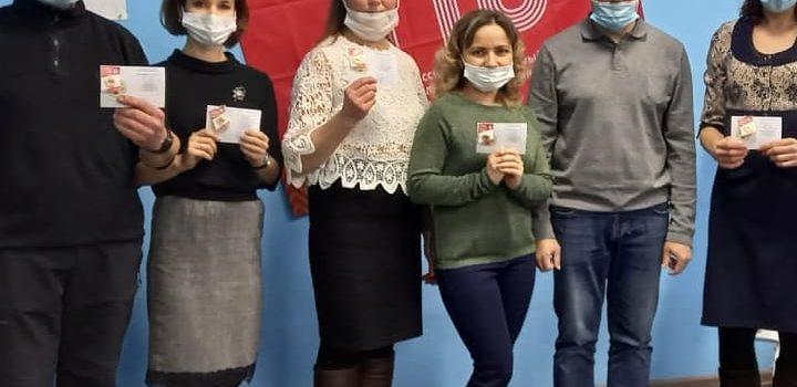 """Сотрудники АПЗ """"РОТОР"""" получили заслуженные награды"""