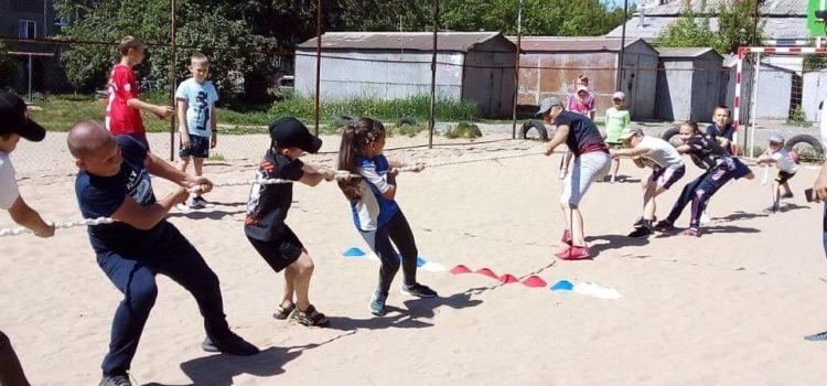 Проект «Спорт в каждый двор
